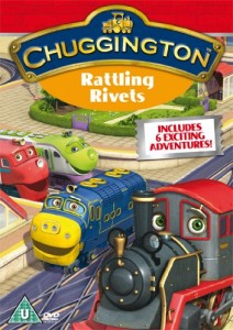 Chuggington Rattling Rivets (2011) DVDRip 250mb