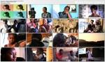 Afryka?skie piêkno¶ci Niezwyk³e fryzury Malijek / African Beauties Hair Art in Mali (2010) PL.TVRip.XviD / Lektor PL