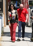  Kat Von D - out and about with friends in West Hollywood - 7/30/2012 - X 16