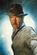 Индиана Джонс и храм судьбы / Indiana Jones and the Temple of Doom (Харрисон Форд, Кейт Кэпшоу, 1984) D24714204594710