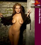 nude images of priscilla presley
