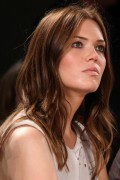 Mandy Moore - Billy Reid Spring fashion show in NY 09/07/12